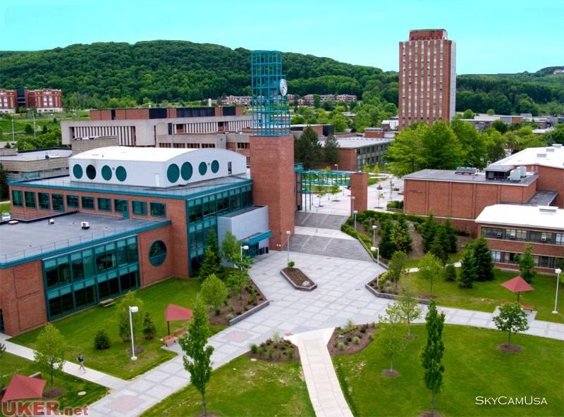 纽约州立大学宾汉姆顿分校(Binghamton)照片