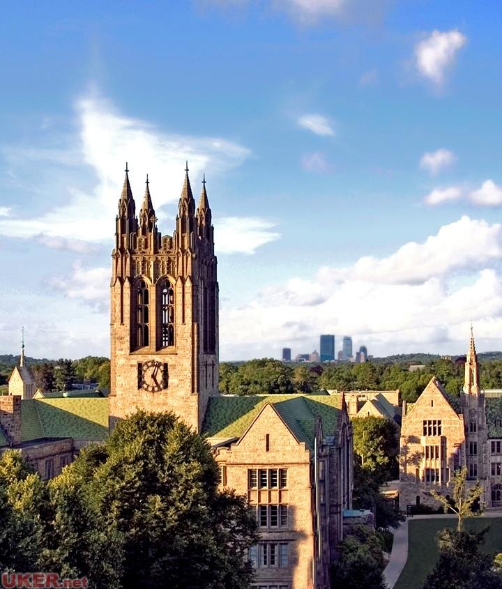 波士顿学院(Boston College)照片