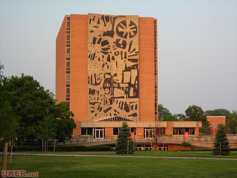 鲍灵格林大学(BG-State)照片