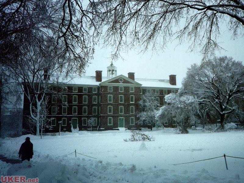 布朗大学(Brown)照片