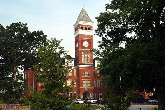克莱蒙森大学(Clemson)照片