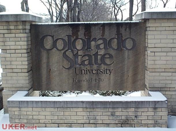 科罗拉多州立大学(Colorado State)照片