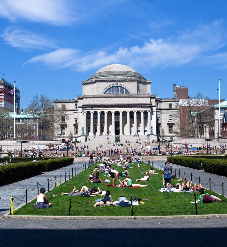 哥伦比亚大学(Columbia)照片
