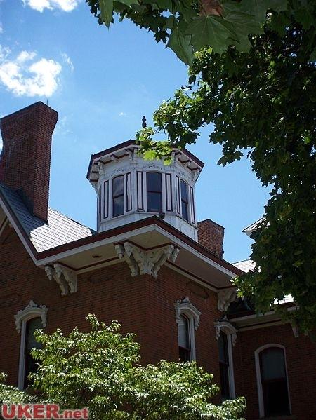 印第安纳宾夕法尼亚大学(IUP)照片