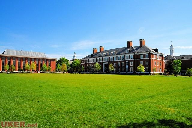 约翰霍普金斯大学(Johns Hopkins)照片