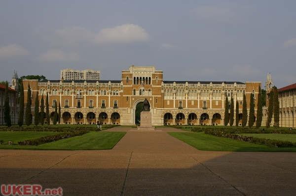 莱斯大学(Rice)照片