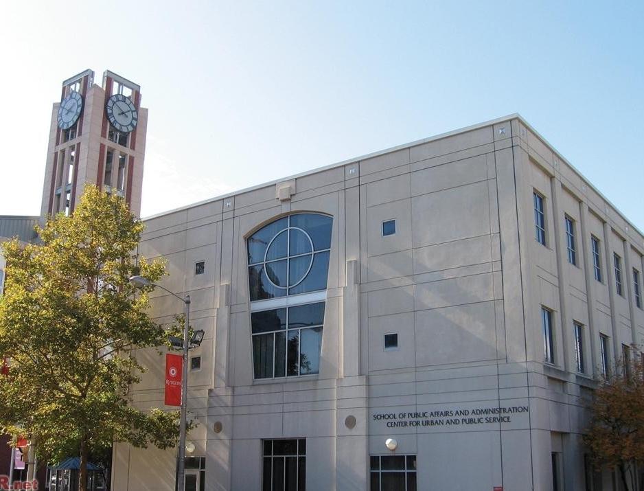 罗格斯大学纽华克分校(NJ-Newark)照片
