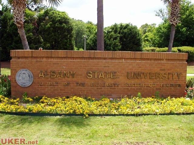 纽约州立奥尔巴尼大学(Albany)照片