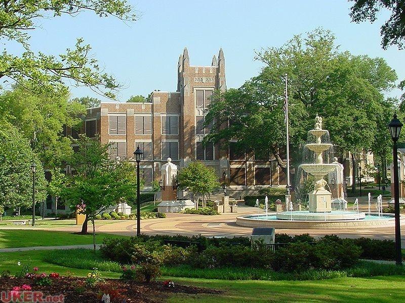 阿拉巴马大学(Alabama)照片