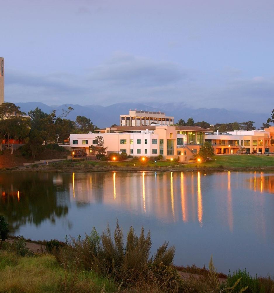 加州大学圣塔芭芭拉分校(CA-Santa Barbara)照片
