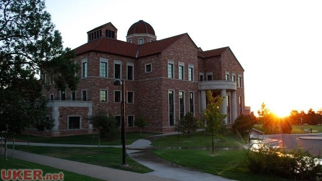 科罗拉多大学波德分校(CO-Boulder)照片