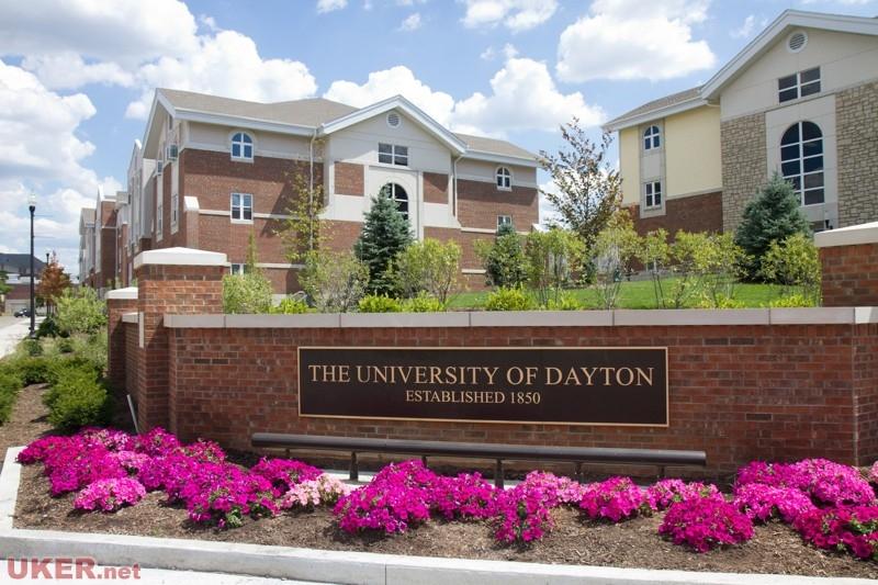戴顿大学(Dayton)照片