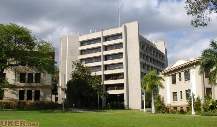 夏威夷大学马诺阿分校(Hawaii-Manoa)照片