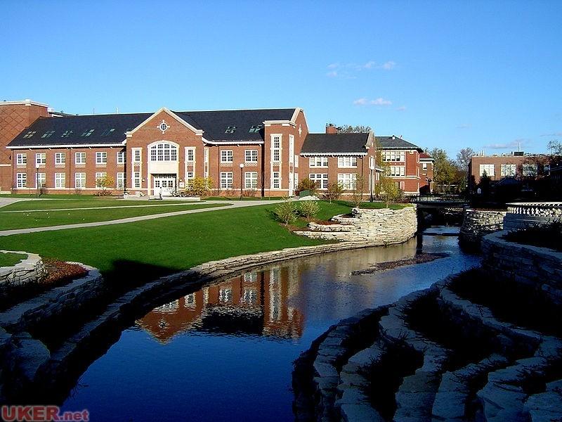 厄巴纳伊利诺斯州大学(Illinois-UC)照片