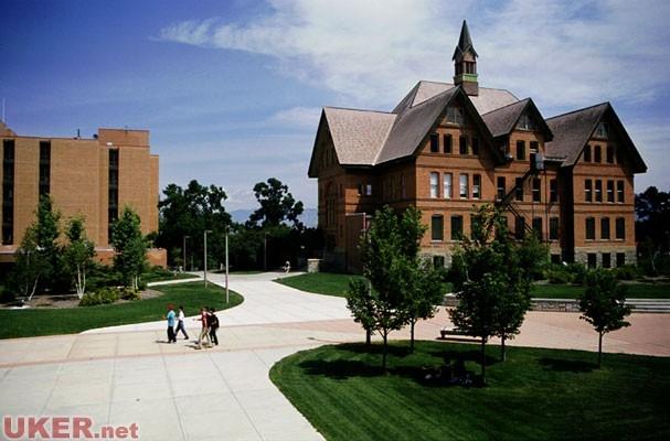 蒙大拿大学(Montana)照片