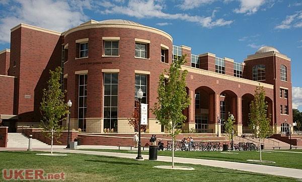 内华达里诺大学(Nevada-Reno)照片