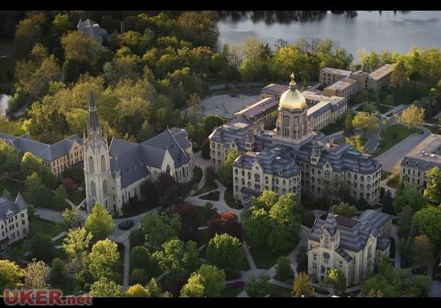 圣母诺特丹大学(Notre Dame)照片