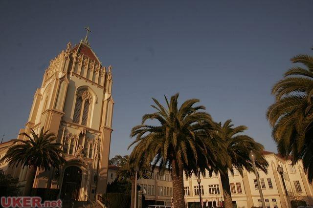 旧金山大学(San Francisco)照片