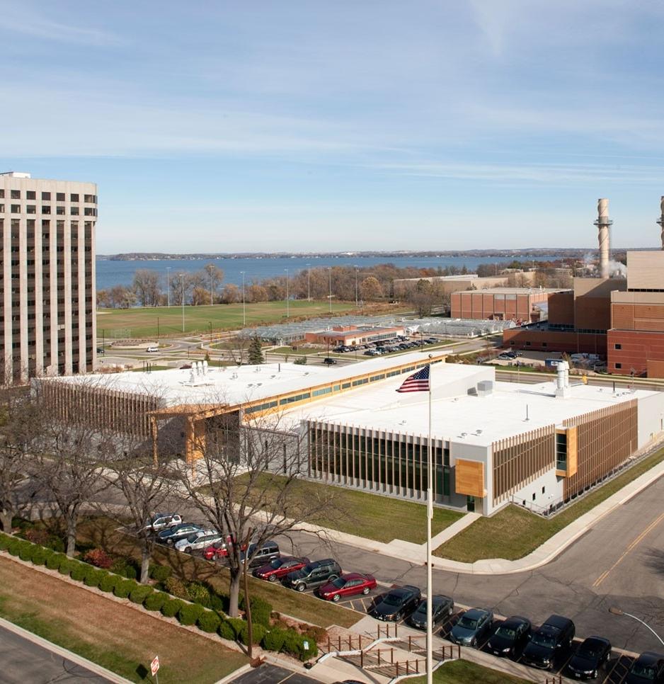 威斯康星大学麦迪逊分校(Wisconsin-Madison)照片