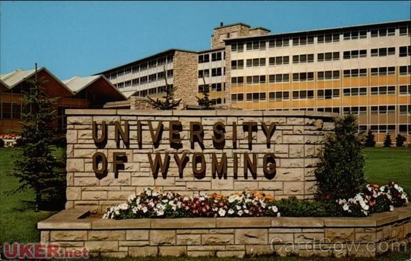 怀俄明大学(Wyoming)照片