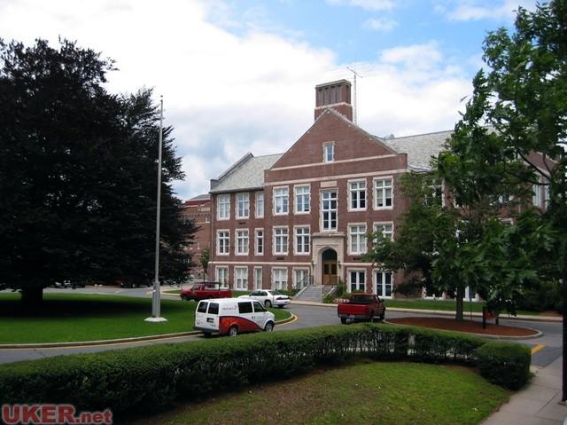 伍斯特理工学院(WP-Institute)照片